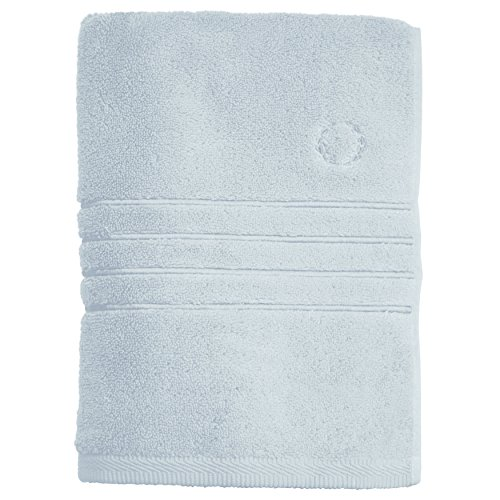 Lenox Platinum Collection Bath Towel, Diamond Blue