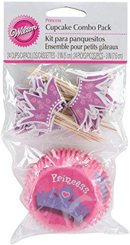 Wilton Cupcake Birthday Princess Pack