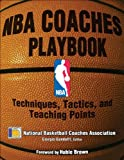 NBA Coaches' Playbook