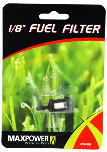 Maxpower 334282 1/8 Inch Fuel Filter For Chain Saw/Trimmers Replaces Tecumseh 410263, 410245, ZZF1 and Homelite 49422, PS03380, 300759003 -  Rotary Corporation