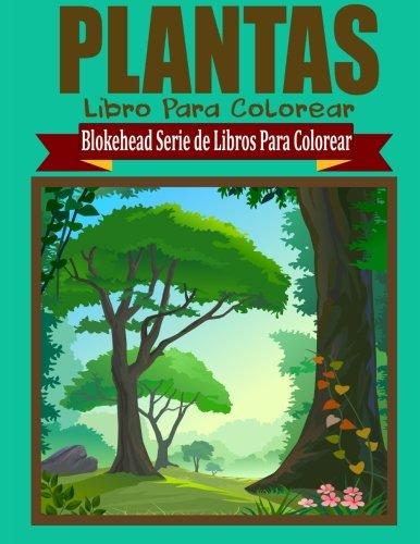 Download Plantas Libro para Colorear (Blokehead Serie de Libros Para Colorear) (Spanish Edition) pdf