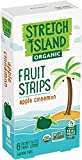 Stretch Island Cinnamon Apple Company Organic Fruit Strips, 2.96 Ounce