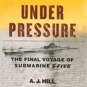 Under Pressure Hörbuch