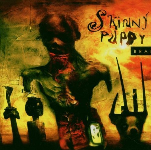 Brap (Back & Forth Vol 3&4) by Skinny Puppy (1996-04-30) (Skinny Puppy Back And Forth)