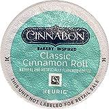 Cinnabon Classic Cinnamon Roll Coffee 18 K-Cup Pods