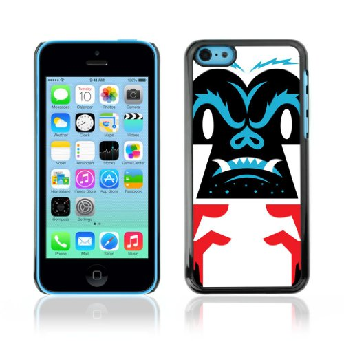 Designer Depo Etui de protection rigide pour Apple iPhone 5C / Cool Gorille