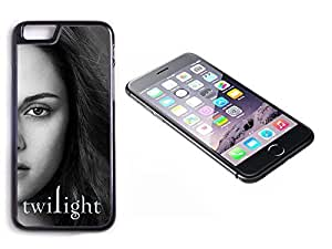 iPhone 6 Plus Black Plastic Hard Case with High Gloss Printed Insert Twilight