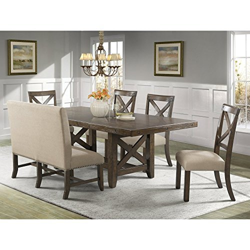 - Picket House Furnishings Francis 6 Piece Dining Set