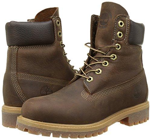 972 Inch Para Premium Botas Hombre Heritage Marrón Clasicas 6 Brown SqIAx55fw