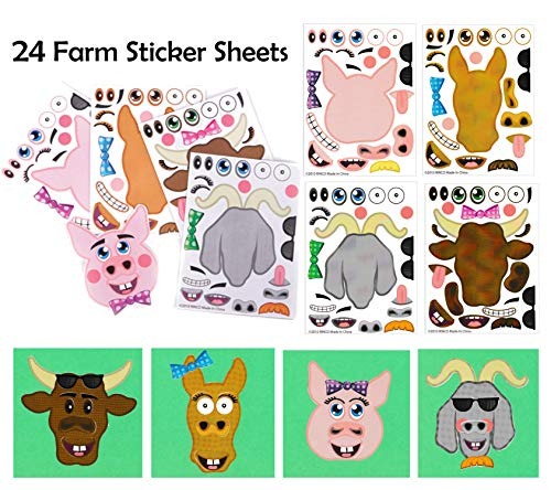 Make A Sticker Sheets (4.5 x 6.5 inches)