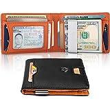 Travelambo RFID Front Pocket Minimalist Slim...