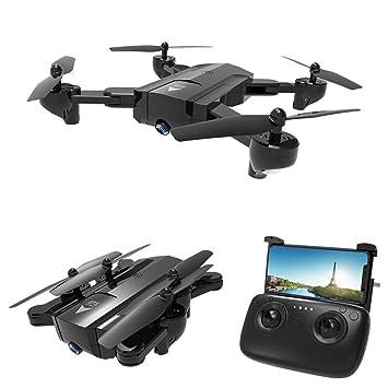 E-KIA Drones Camara,FPV Drone With1080P HD CáMara VíDeo En Directo 120 °