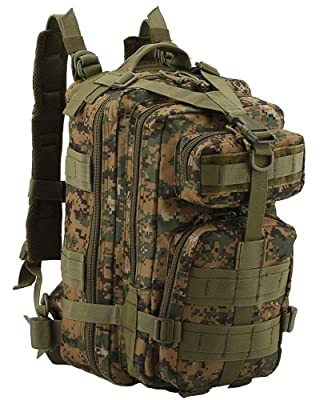Leaper Small Hiking Backpack/ Camping Backpack/ Outdoor Sport Military Tactical Backpack For Kid