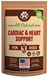 Dog Cardio Strength Heart Supplement, vitamins for...