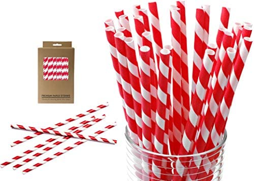 Heavy Duty Paper Straws Biodegradable product image