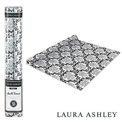 Amazon.com - Laura Ashley Self Adhesive Shelf Liner- 2 pack ...