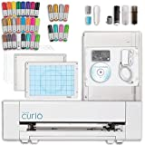 Swing Design Silhouette Curio Digital Crafting Machine with Sketch Pens and Pen Holder