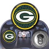 Car Coaster Air Freshener - Green Bay Packers