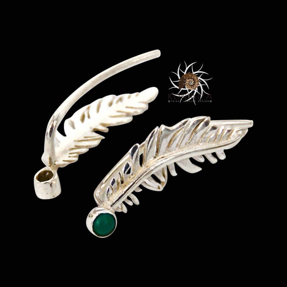 Ear Wrap Onyx Ear Cuff Silver Ear Cuff Left Ear Earcuff Jewelry Cuff /& Wrap Earrings Earcuff Jewelry Wrap Earrings Gemstone Ear Cuff Ear Climber Climber Earrings
