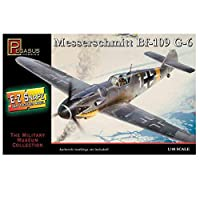 PH8413 1/48 WW.II ドイツ軍 メッサーシュミット BF109G-6(スナップキット) プラスチックモデルキットの商品画像