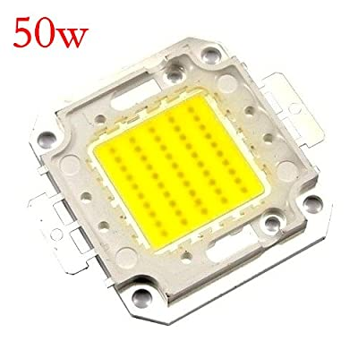 LOHAS 50W LED Chip Cool White Bulb High Power Lamp Energy Saving Chip