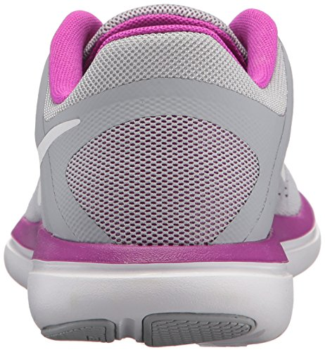 Grey Concord 2016 Running Hyper NIKE Flex White Violet Wolf Shoes Rn Women's 0HnSnqB