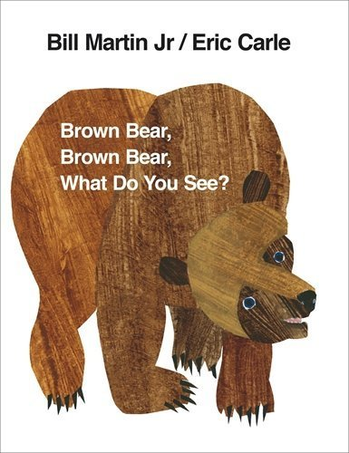 Polar Bear, Polar Bear, What Do You Hear? by Martin Jr., Bill, Carle, Eric (1997) Board book