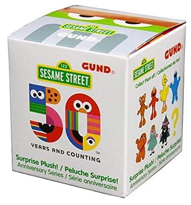 GUND - Sesame Street - 50th Anniversary Blind Box - ONE Random Box