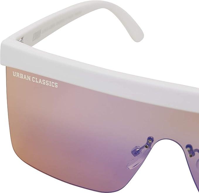 Urban Classics Sunglasses France 2-Pack Sport Sonnenbrille Sonne Sommer Brillen