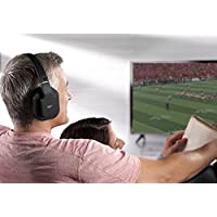 Sharper Image TV Wireless Headphones
