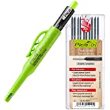 Marqueur de Pica de Pica de Dry® Longlife Automatic Pen 3030 + 10 Pcs. Mine de Graphite 4050.