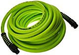 Flexzilla Pro Water Hose with Reusable Fittings, 5/8 in. x 50 ft., Heavy Duty, Lightweight, Drinking Water Safe - HFZWP550