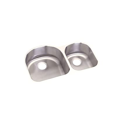 Revere RCFU3119R Double Bowl Undermount Stainless Steel Sink