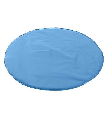 Amazon.com: GO. Cojín De Hangout, color azul claro: Jardín y ...