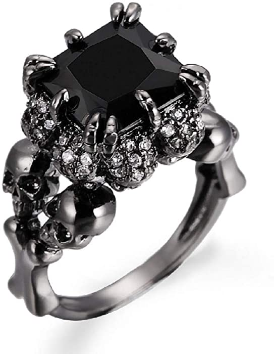 Top 4 Alchemy Gothic Winter Garden Ring