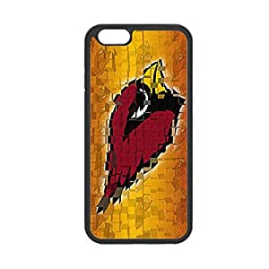 Generic Specificity For Iphone 6 4.7 Apple Children Silicone Shells With Nfl Arizona Cardinals