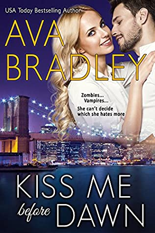 book cover of Kiss Me Before Dawn