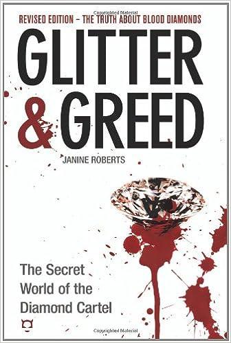 Glitter & Greed: The Secret World of the Diamond Cartel ...