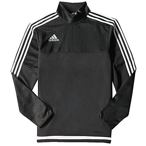 Adidas Tiro 15 Mens Training Top L Black-White
