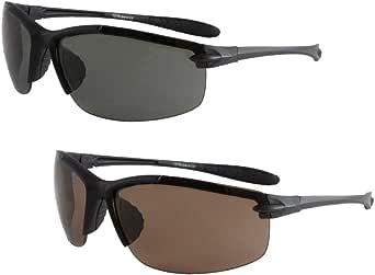 Amazon.com: Solaray Sport Sunglasses 2-Pack Bundle for