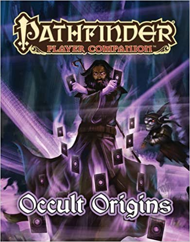 Book Pathfinder Player Companion: Occult Origins by Staff, Paizo(November 19, 2015)