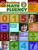 Building Math Fluency, Grade 2, Evan-Moor, 1596732571