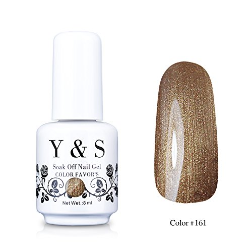 Yaoshun Gelpolish, Soak-off  UV LED Nail Art/Beauty Care Cho