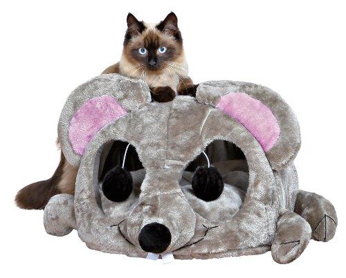 panier chat forme souris