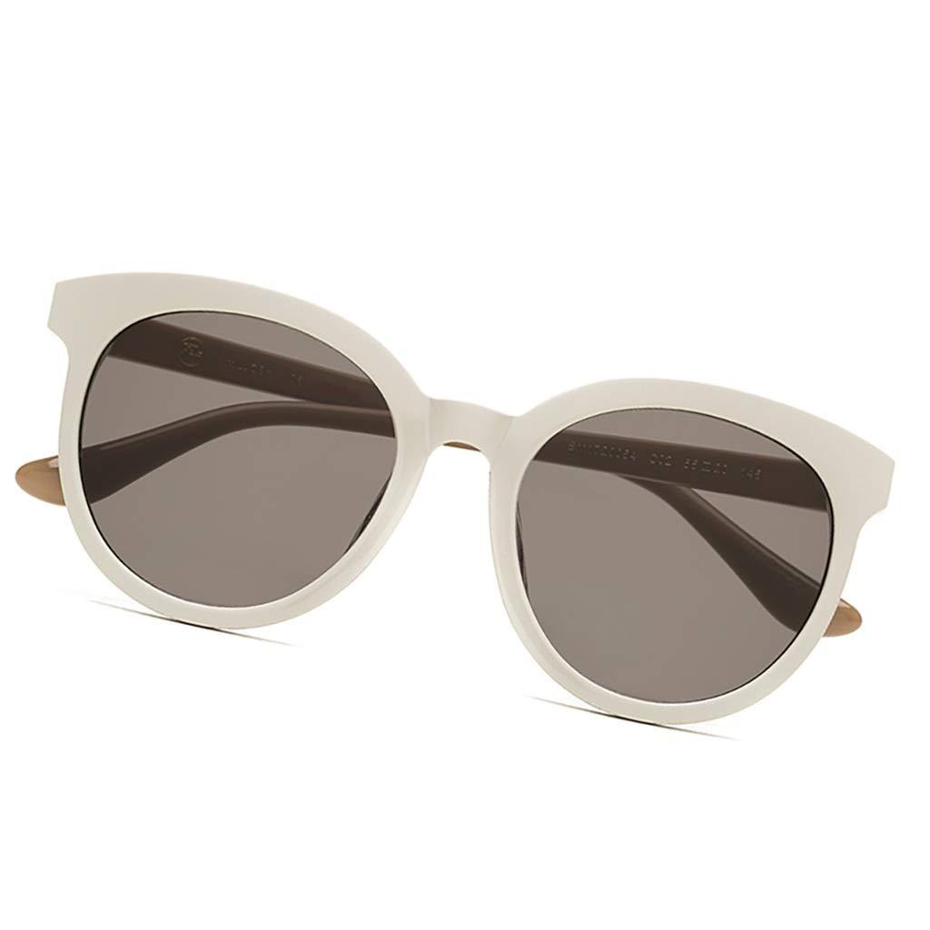 Sunglasses for Women, Flat Lenses,Metal Frame Sunglasses UV
