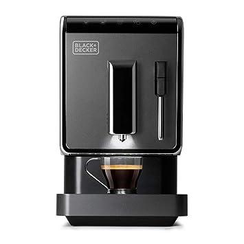 Black+Decker BXCO1470E Cafetera Automatica, 1470 W, Plástico ...