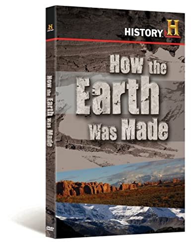 Amazon.com: How the Earth Was Made (History Channel): How the ...