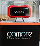 GoMore Stamina Sensor Fitness Tracker for iOS and Android - Carrier Packaging - Red