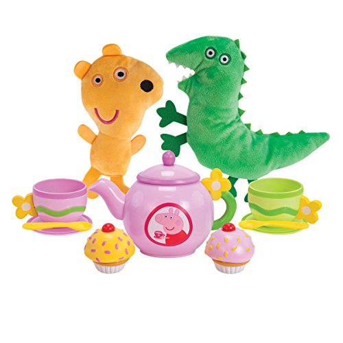 Peppa Pig Tea Time Roleplay -