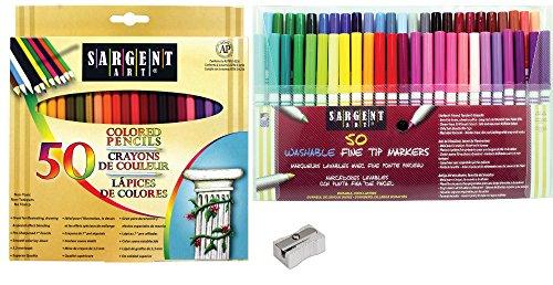 Starter Coloring Kit Sharpener Printable product image